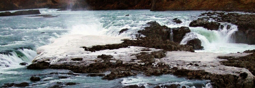 Urriðafoss Falls