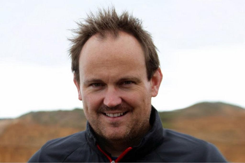Adam Frost, CEO of Waymo