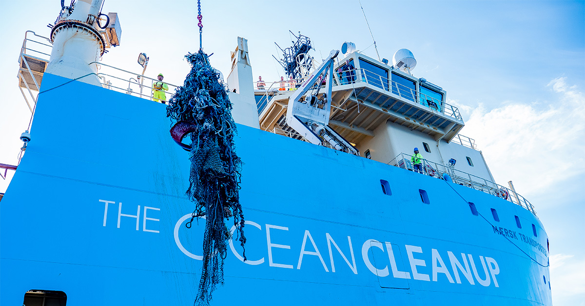191212 The Ocean Cleanup Mission One Completed 168 Resized