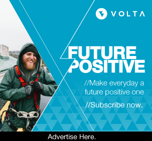 Volta Future Positive Advertising Space