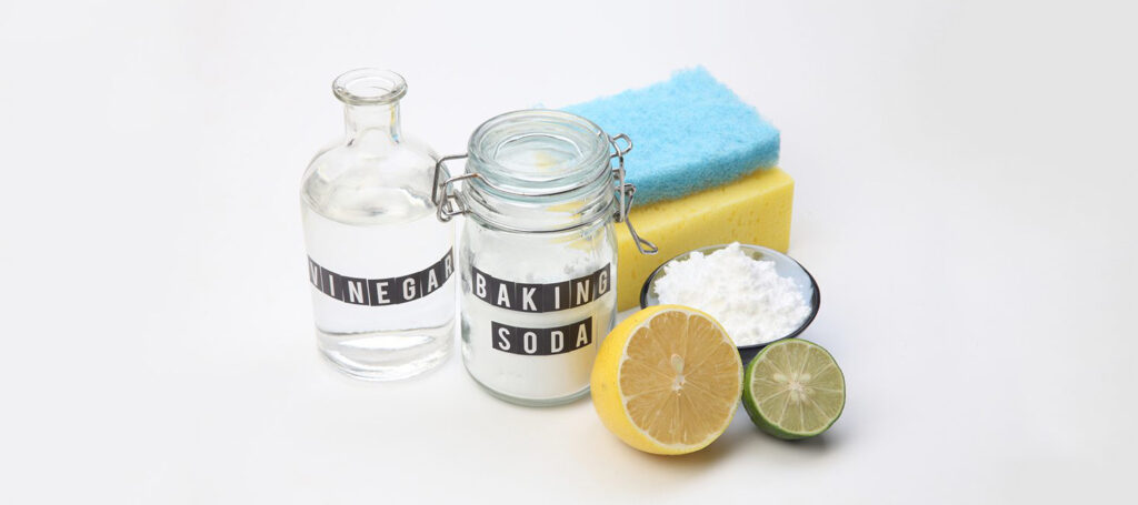 Natural homemade cleaner