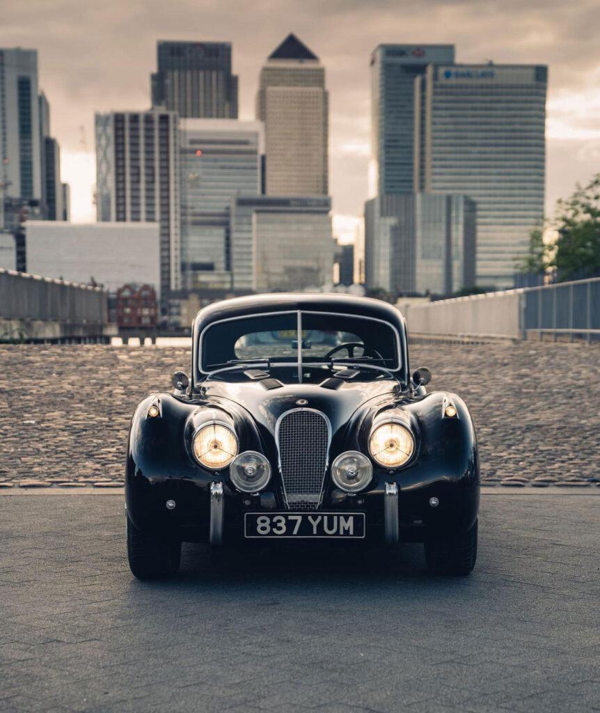 Jaguar Lunaz XK120