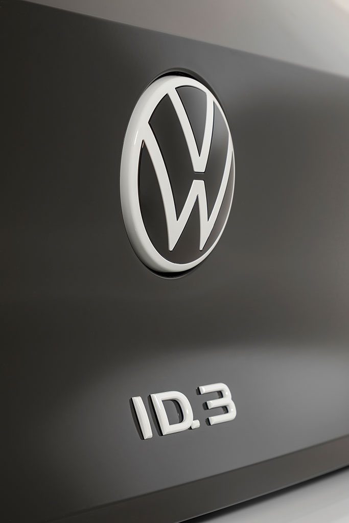 VW ID.3 Badge