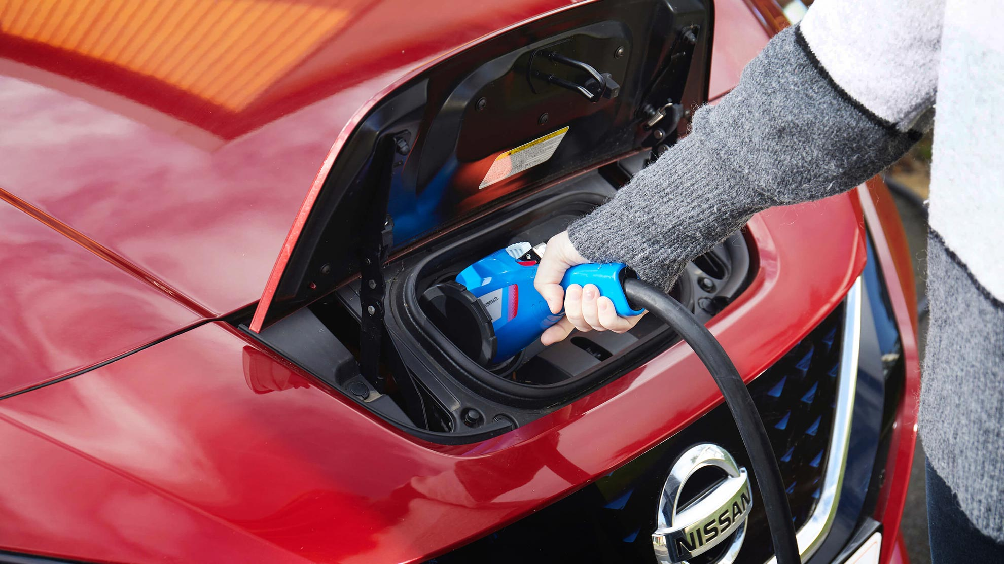 Excess EV energy could recharge grid