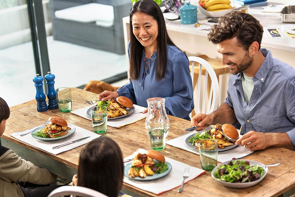 Hellofresh family meal