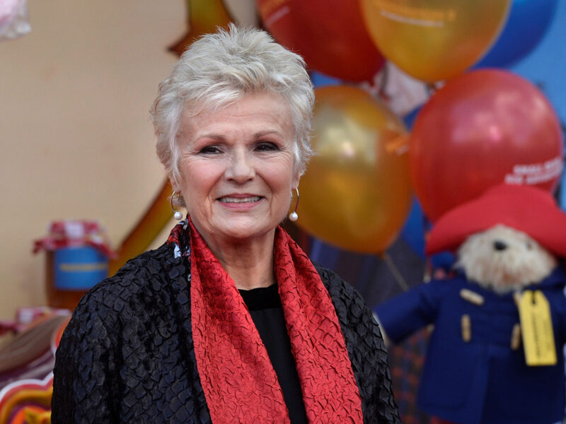 Julie Walters, a supporting voice for positive climate action