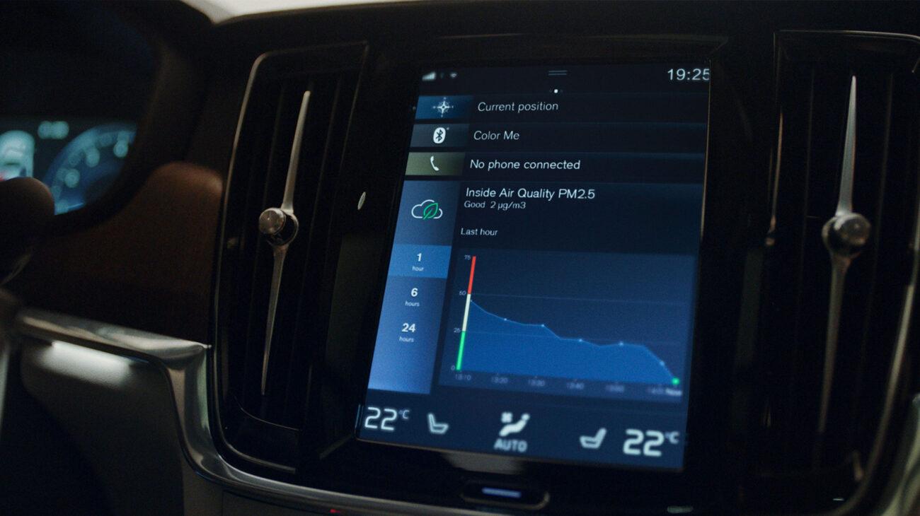 Volvo air technology