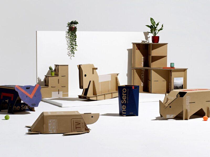 Samsung and Dezeen announce Best Eco-Packaging design winners