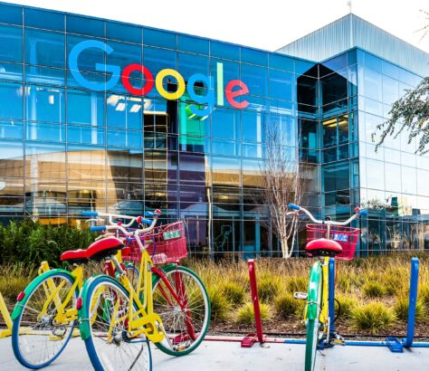 Mountain View, Ca/USA - Google Headquarters