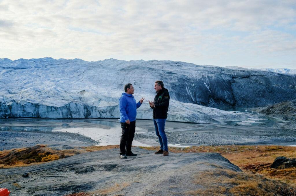 Extreme-E Recce in Greenland