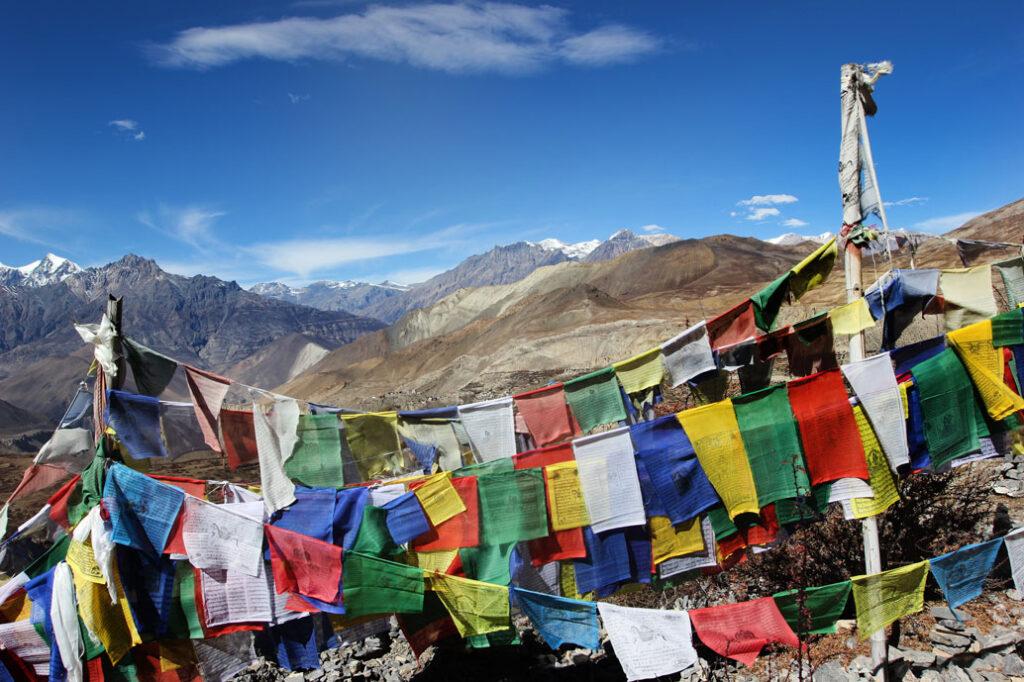 Extreme-E Recce in Tibet