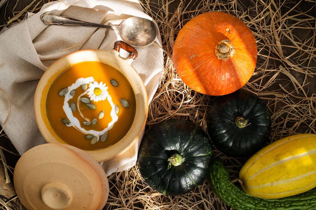 Volta Pumpkin Soup