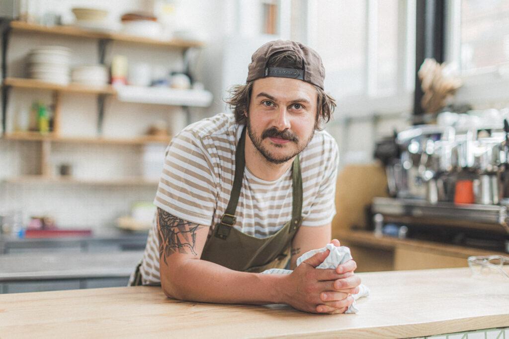 Lagom Chef Martyn Odell