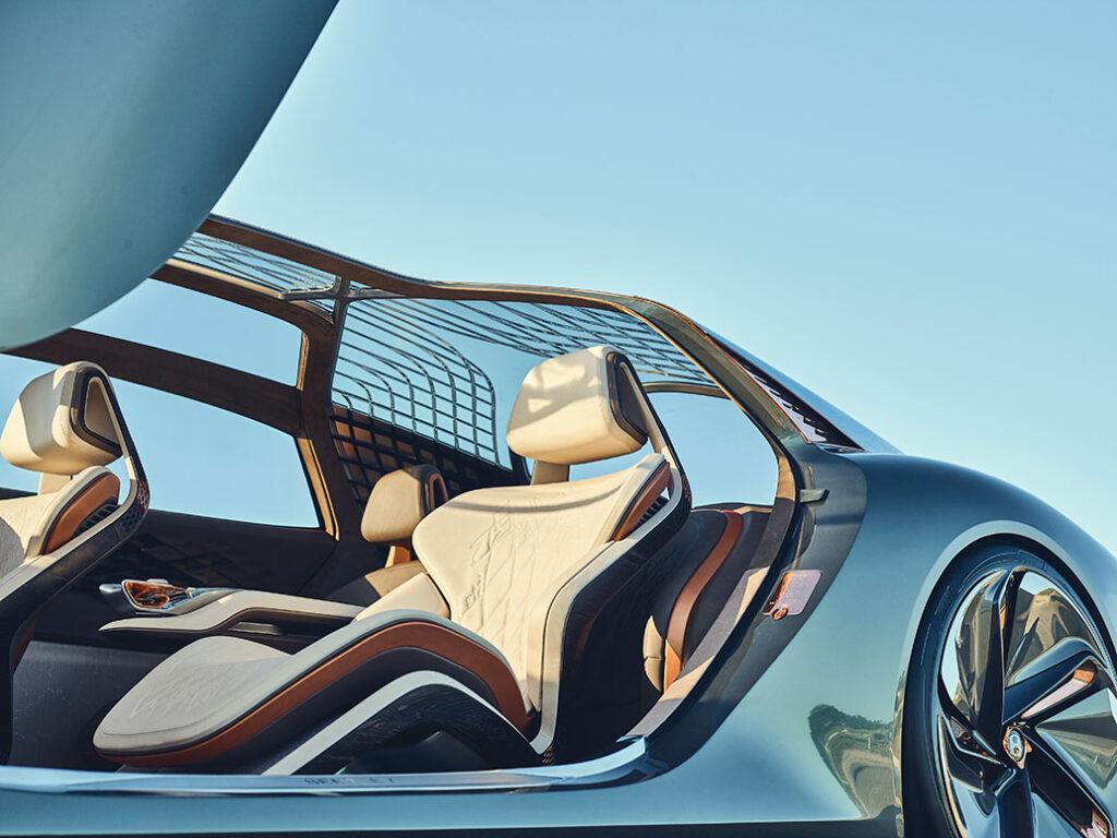 Volta Bentley EXP 100 GT Concept Car Interior