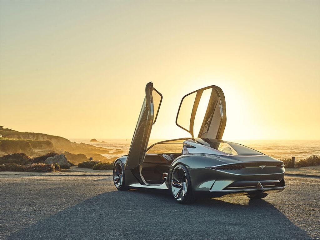 Volta Bentley EXP 100 GT Concept Car Side