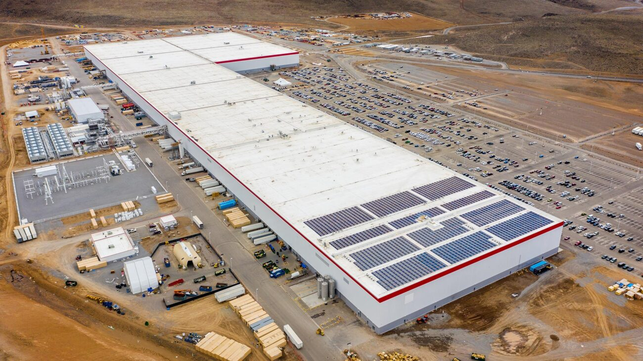 Volta Tesla Gigafactory Car Manufacturer Nevada