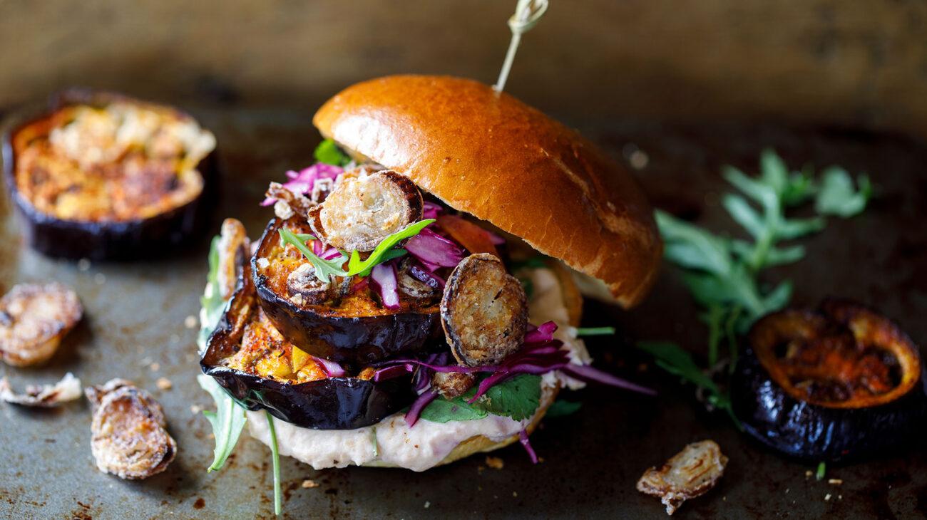 Volta Vegan Burger Featuret