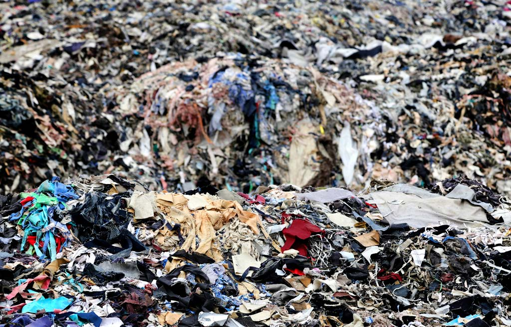 Textile waste a major polluter in Southeast Asian countries like Bangladesh
