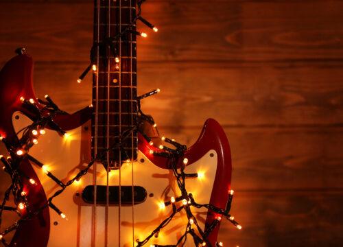 Volta Guitar Featuret