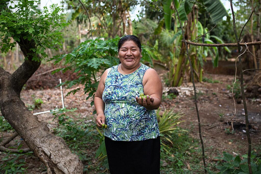 Volta Raquel Vasquex Care Climate Change