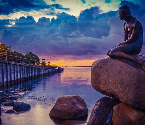 Little Mermaid - Copenhagen, Denmark