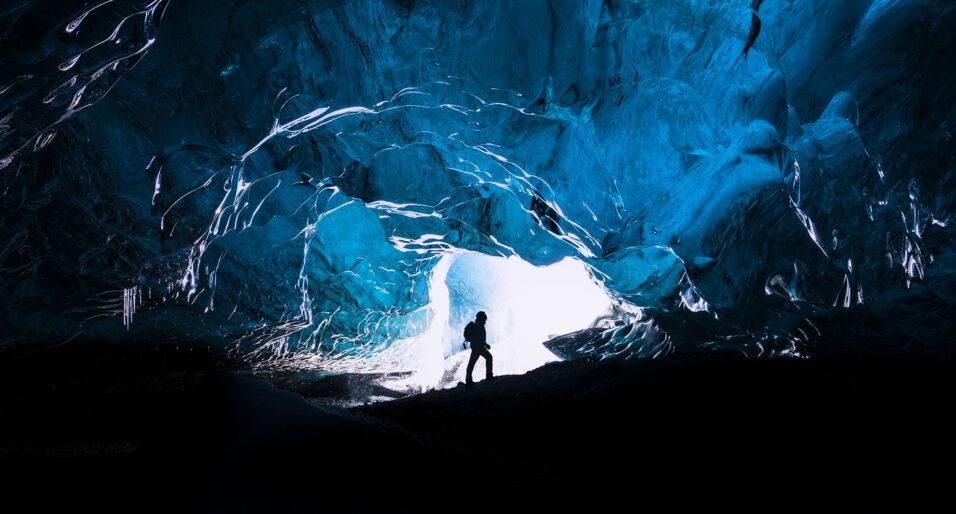 Volta Feature Holocene era glacier