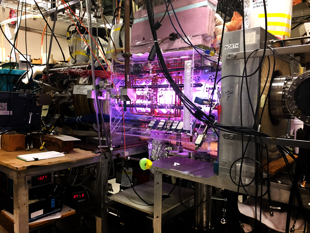 Princeton Plasma Physics Laboratory, PFRC-2—an upgrade of the original Princeton Field Reversed Configuration developed in the early 2000s that could be extrapolated to a direct fusion drive engine for space exploration.