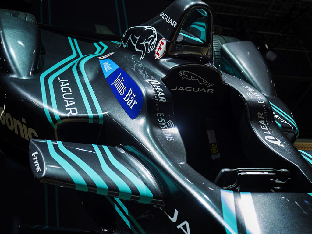 Williams Advanced Engineering was the sole supplier of the battery system for the Formula E grid