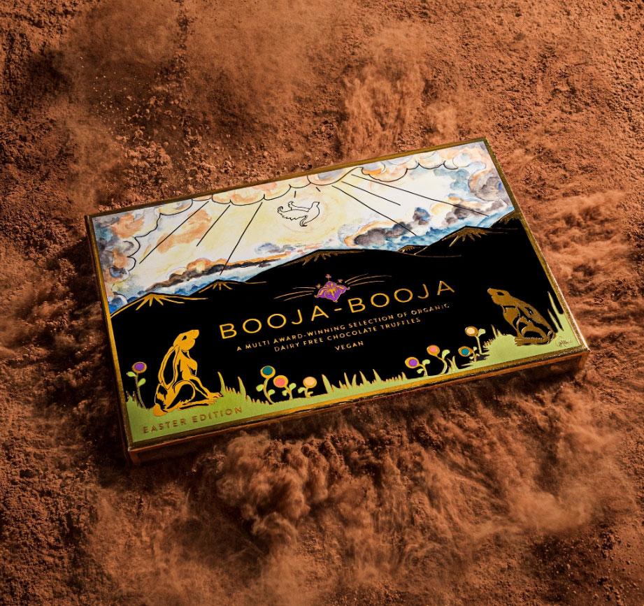 Booja chocolate bar
