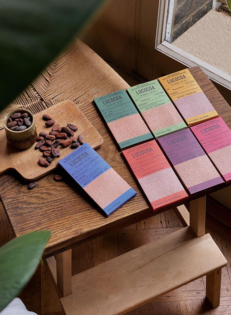 Lucocoa Chocolate: striving for ethically sourced and sustainable chocolate