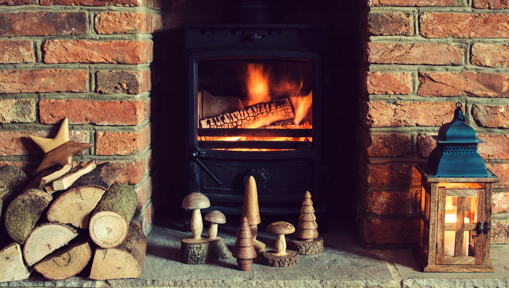 Using cleaner fuels and low-sulphur solid fuels and seasoned wood can help reduce emissions.